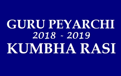 GURU TRANSIT FOR AQUARIUS 2018