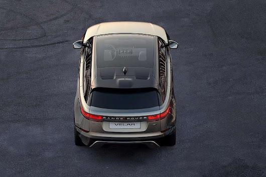 Range Rover Velar SUV to be debut in March