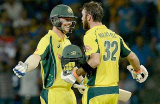 Glenn Maxwell 145* - Sri Lanka vs Australia 1st T20I 2016 Highlights