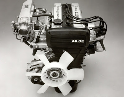 Toyota 4A-GE JDM Engines