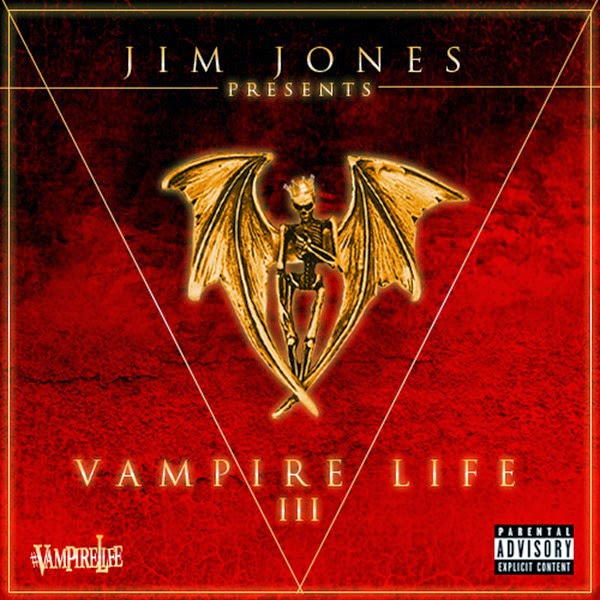 Jim Jones - Vampire Life 3 Cover