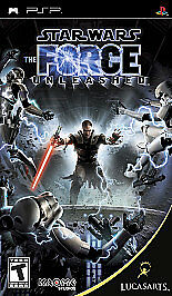 Cheat Star Wars: The Force Unleashed PSP PPSSPP