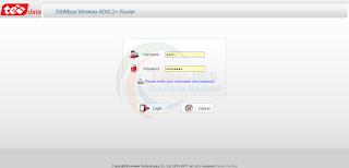 حجب المواقع الاباحية في راوتر HG531 V1