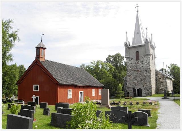 Pyhämaan Kirkko