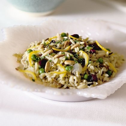 Orzo and Wild Rice Recipe