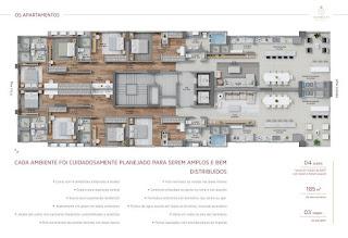 GEORGE VI  Apartamento tipo