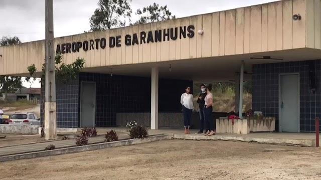 GARANHUS: Edital para requalificação do aeródromo de Garanhuns é publicado