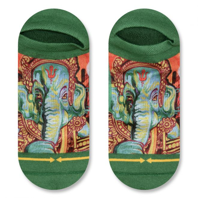 Santa Cruz sock co. apologizes & removes Lord Ganesh socks within hours of Hindu protest
