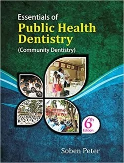 Download Essentials of Public Health Dentistry Soben Peter PDF