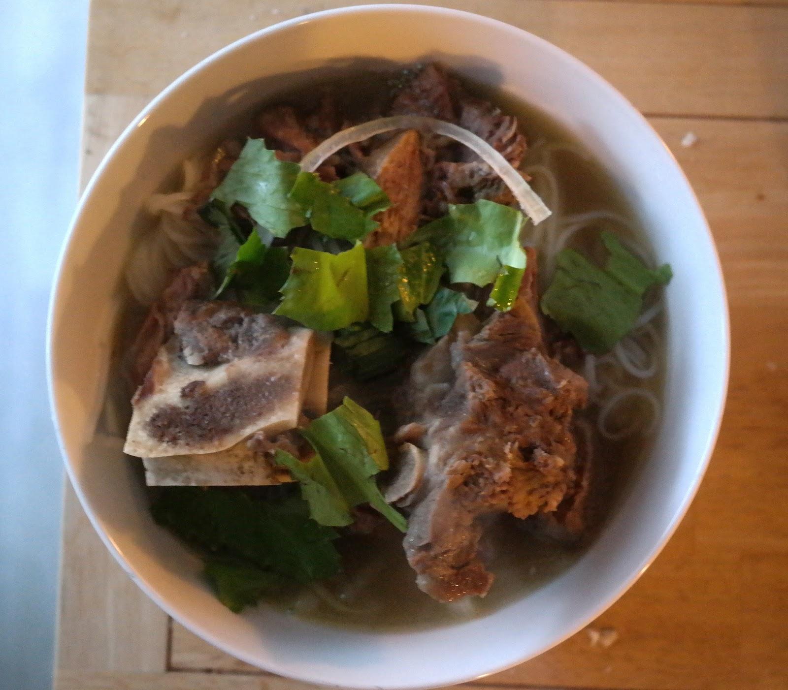 Pho Tai Chin Recipe, Brisket and Eye of Round Beef Pho