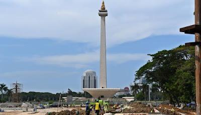 Ini Rekor Penebangan Pohon di Jakarta