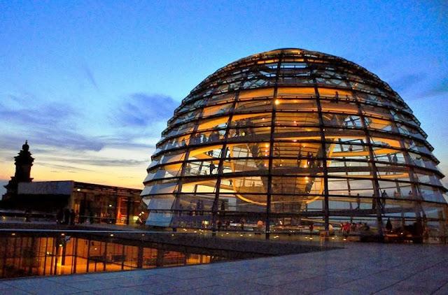 Prédio Reichstag em Berlim