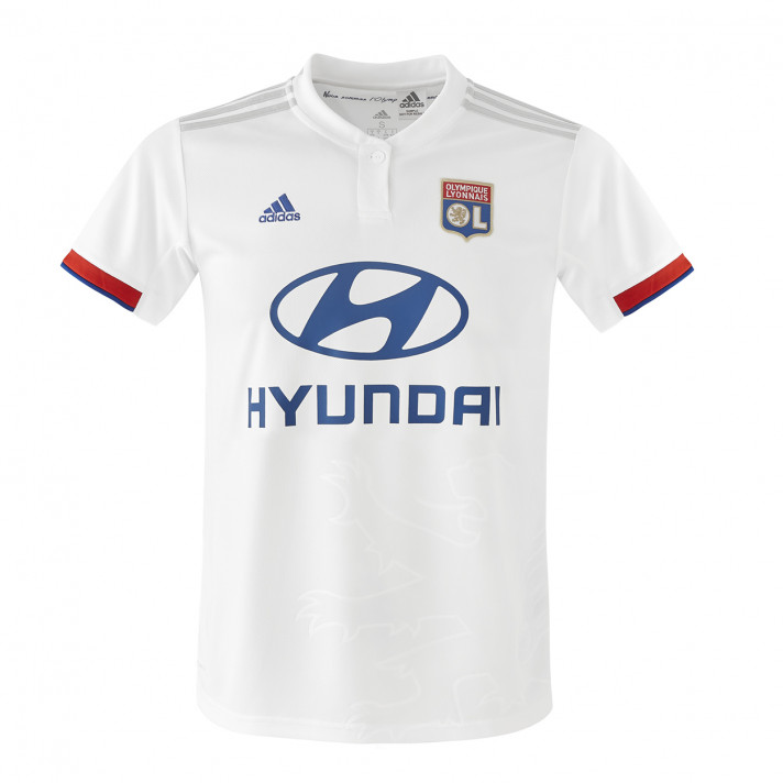 cfbc377b25a Olympique Lyon 19-20 Home & Away Kits Released - Footy Headlines