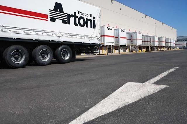 Autotrasporto, crisi Artoni
