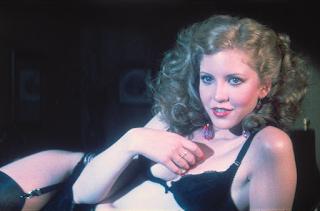 Nancy Allen en 'Vestida para matar'