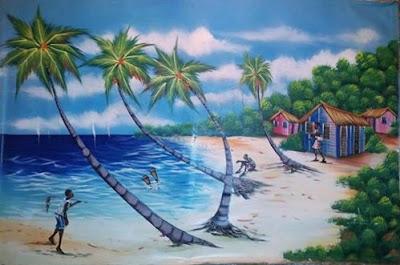 Haitianarts quadro spiagge tour operator