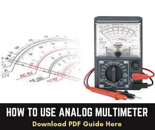 analog multimeter amazon