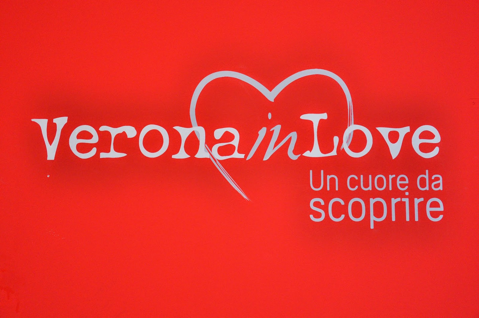 logo Verona in Love 2015