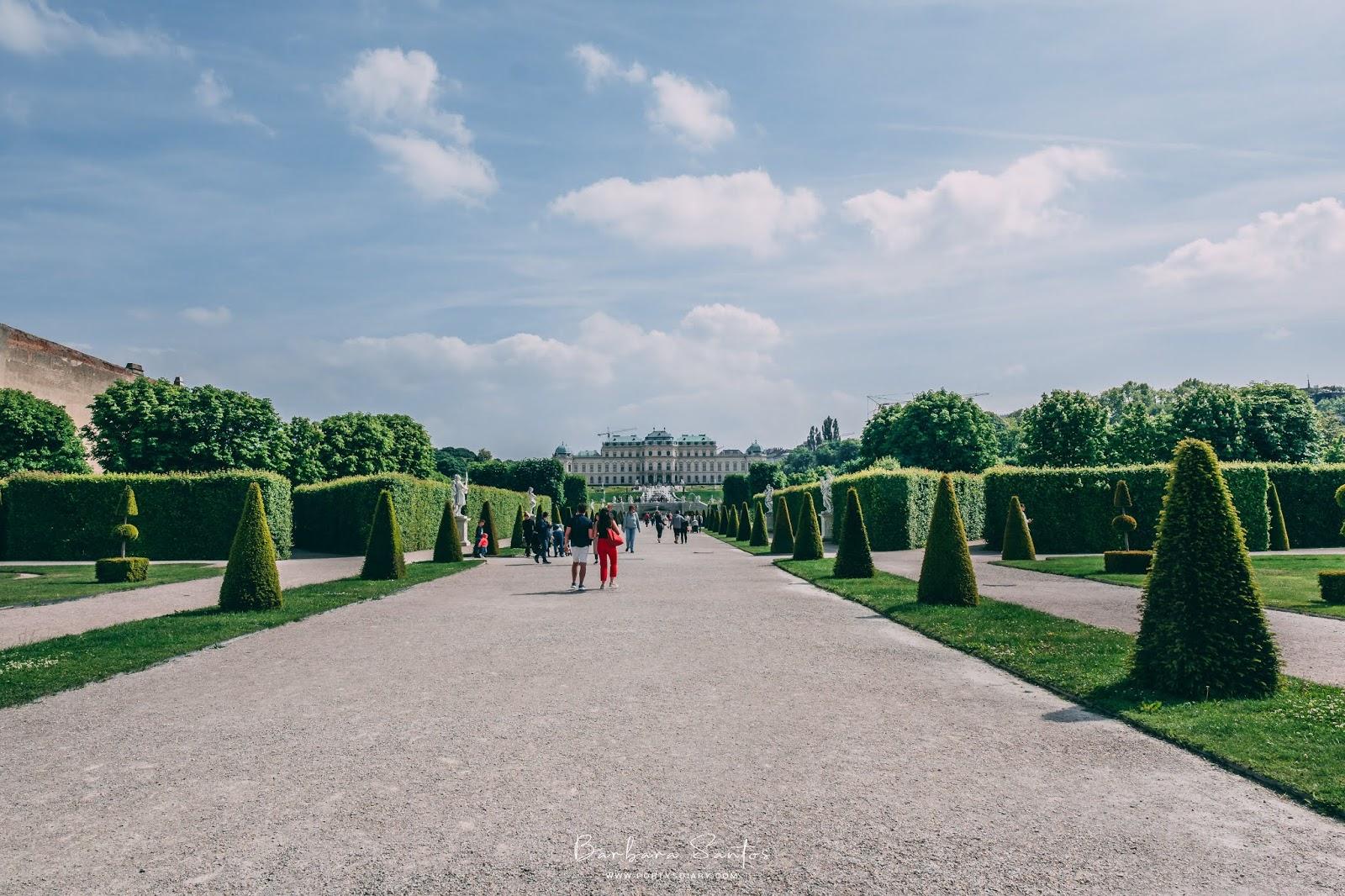 Schloss Belvedere | Vienna - Travel
