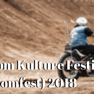 Kustom Kulture Festival (Kustomfest) 2018, Lebarannya Pecinta Otomotif