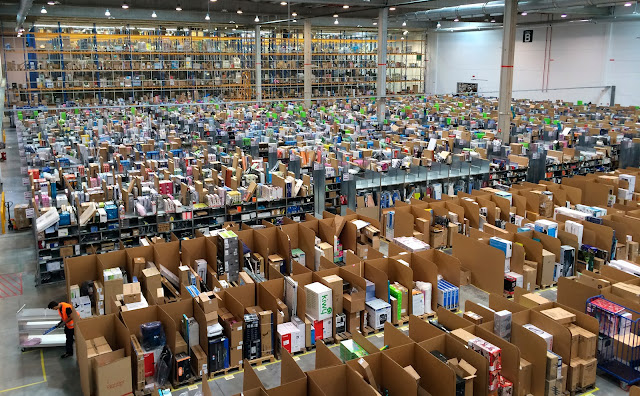 JOBS WITH AMAZON NEAR ME TO APPLY FOR AND EARN MONEY