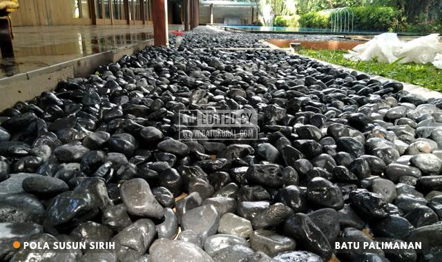 batu koral hitam