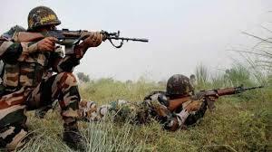 Jammu - Kashmir के Poonch में आतंकियों से मुठभेड़ , JCO समेत सेना के 5 जवान शहीद  