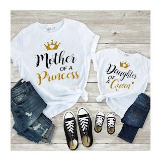 Cuando mami e hija vestimos iguales, por AyB Shop