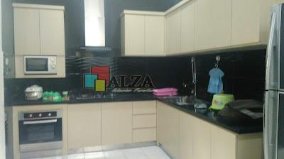 desain kitchen set sragen