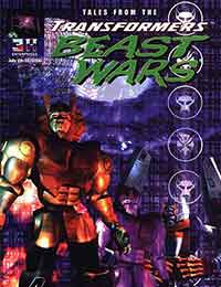 Tales from the Beast Wars Transformers: Reaching the Omega Point