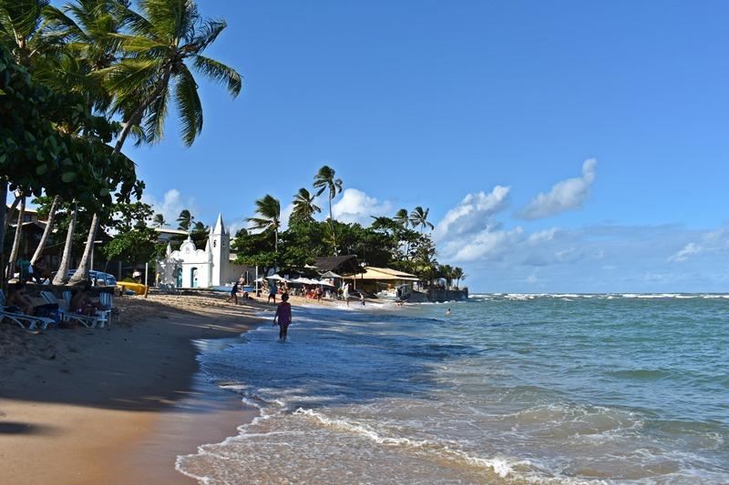 Praia do Forte melhores praias
