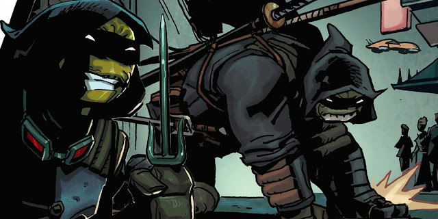 tmnt the last ronin which turtle