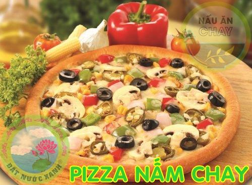 Cách làm Pizza hoa quả chay đẹp mắt, lạ miệng và ngon