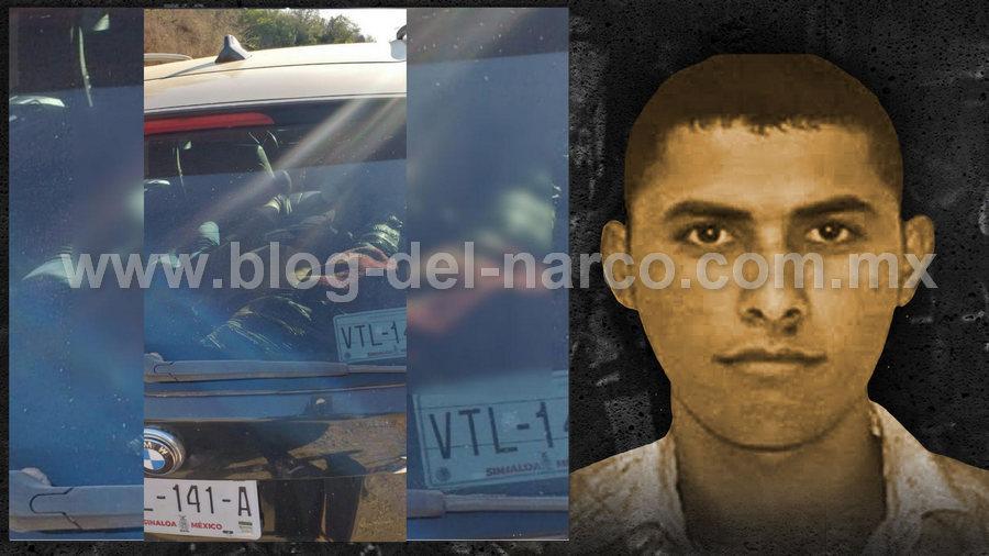 """Corre rumor de que José Rodrigo Aréchiga Gamboa, """"El Chino Ántrax"""" es uno de los 2 hombres ejecutados junto a su hermana encontrados en su Camioneta"""