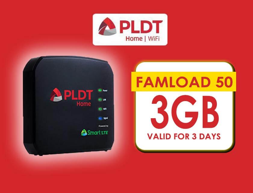 PLDT Famload 50