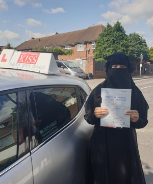 KISS Driving School Gallery of Driving Test Passes
