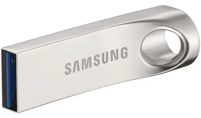 Samsung 32GB Bar Metal Flash Drive