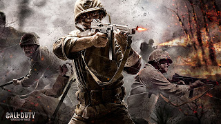CALL OF DUTY WORLD AT WAR pc game wallpapers|screenshots