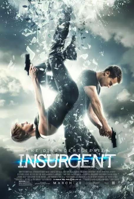 Insurgent (2015) Movie [Hindi English] 480p 720p