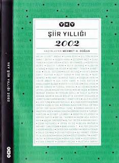 YKY 2002 Şiir Yıllığı