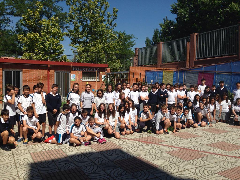 Agustinas Valladolid - 2017 - Primaria 6 - Huertagus