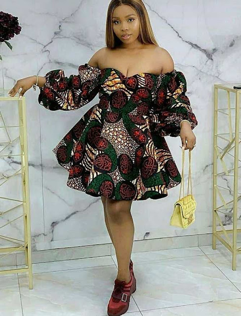 Latest Ankara styles for Ladies and women