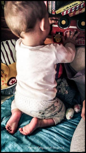 bébé 7 mois