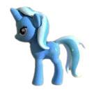 MLP Puzzle Eraser Figure Series 2 Trixie Lulamoon Figure by Bulls-I-Toys