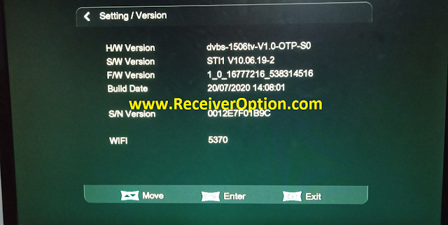 STARSAT-i HYPER 2000 EXTREME 1506TV NEW SOFTWARE WITH ECAST & XTREAM IPTV OPTION