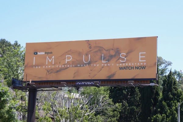 Impulse season 1 YouTube billboard