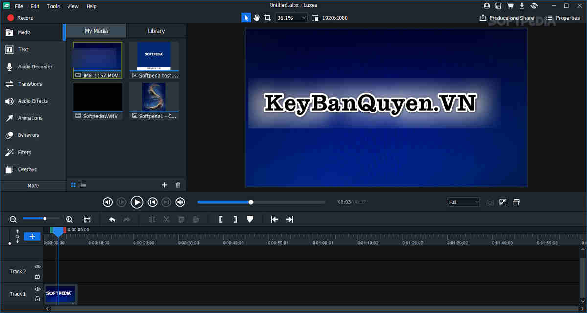 Download ACDSee Luxea Video Editor 6.0.0.1554 (x64) Full Key, Phần mềm chỉnh sửa Video ma thuật.