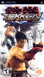 Tekken: Dark Resurrection PSP CSO Download
