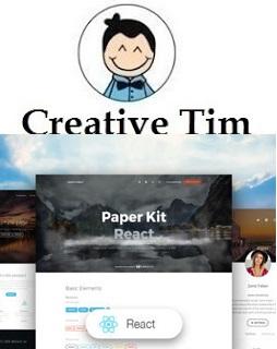 Paper Kit PRO React Discount Coupon