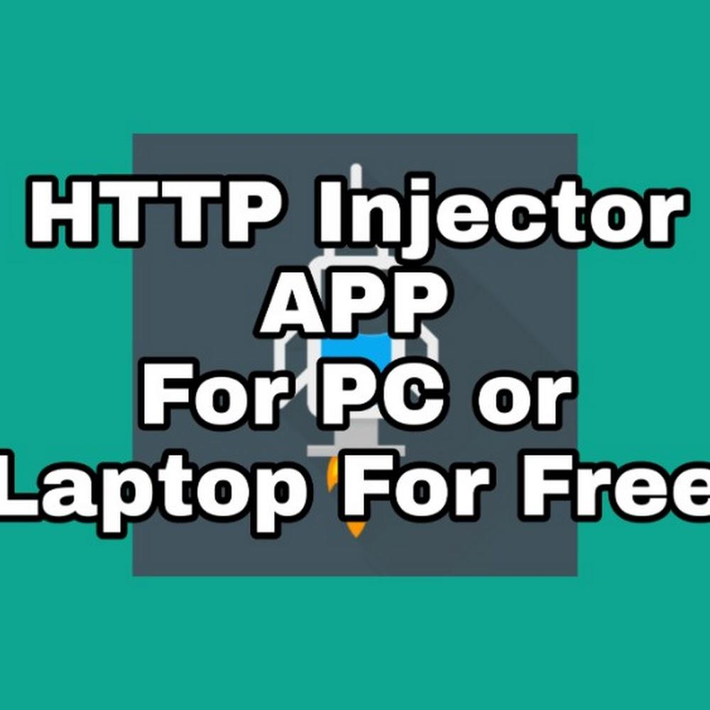 HTTP Injector App Para Sa PC o Laptop (FREE)